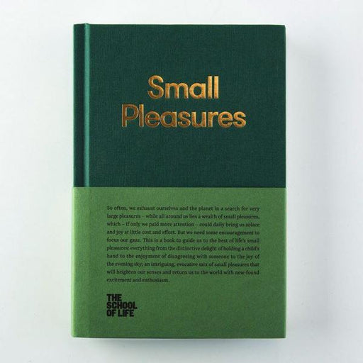Small Pleasures - The School of Life