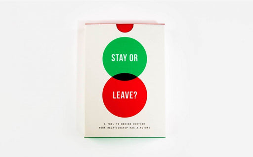 Stay of Leave? - The School of Life