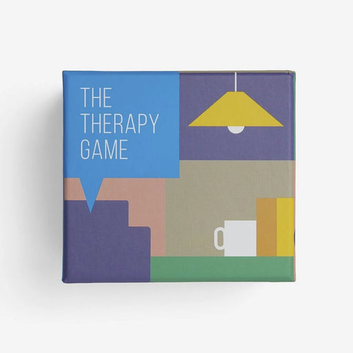 THE THERAPY GAME - THE SCHOOL OF LIFE