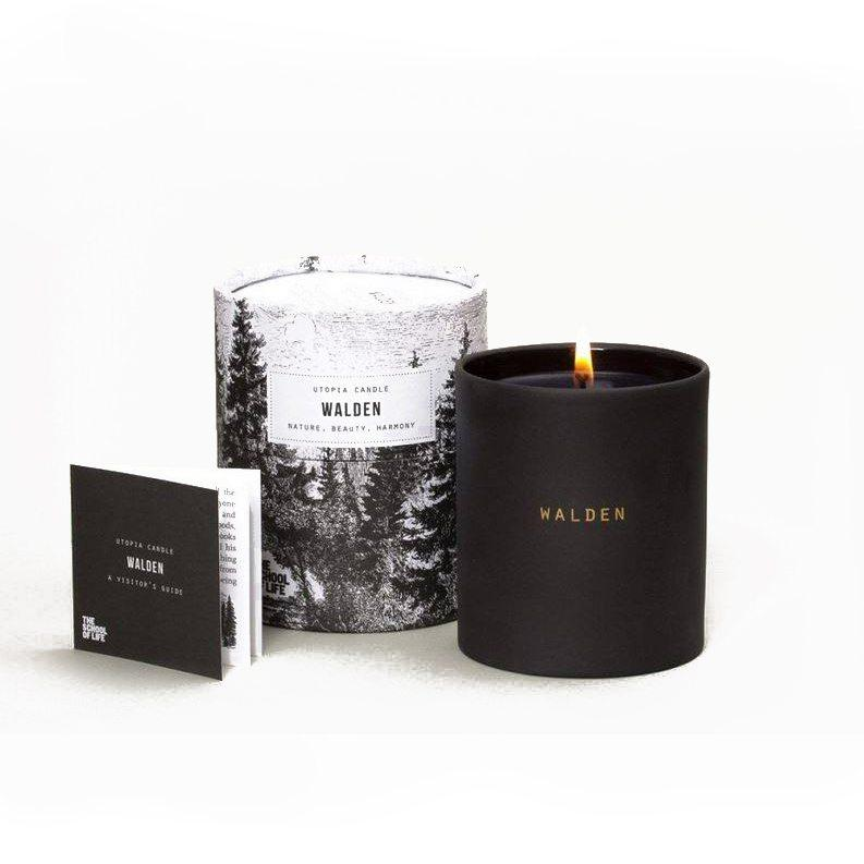 Utopia Candle - Walden- The School of Life | FABLAB AB