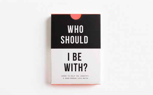 Who Should I Be With? - The School of Life