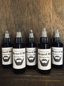 Beard Oil - Two Moms Bath Bombs
