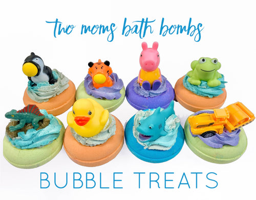 Bubble Treat Bath Bombs