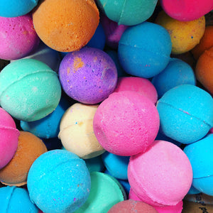 Bath Bomb Minis - Two Moms Bath Bombs
