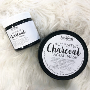 Activated Charcoal Facial