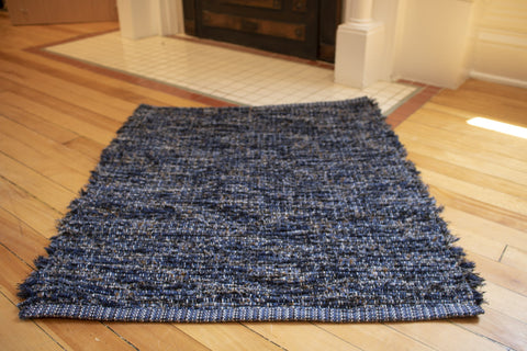 Wool Selvedge Rug