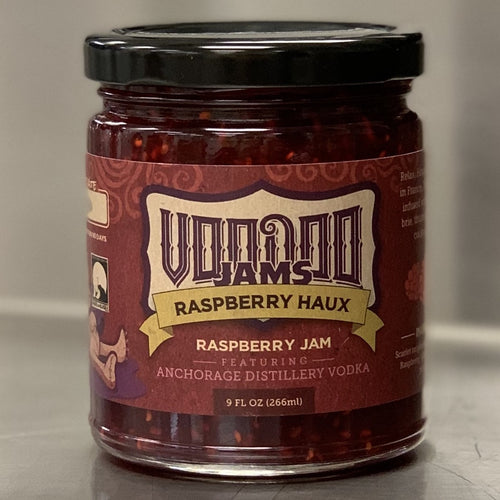 Raspberry Haux: Vodka & Raspberry COMING SOON!