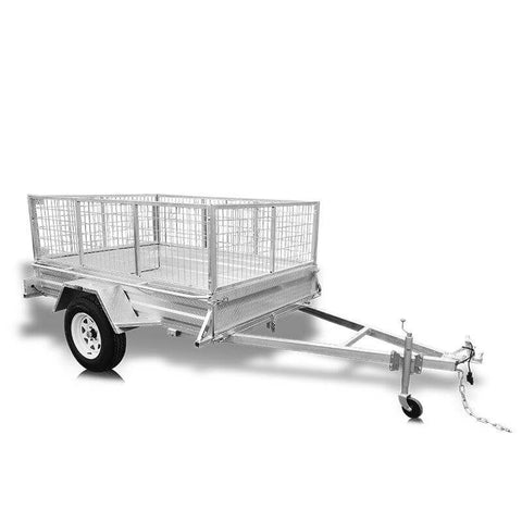 7 x 4 Single Axle Trailer