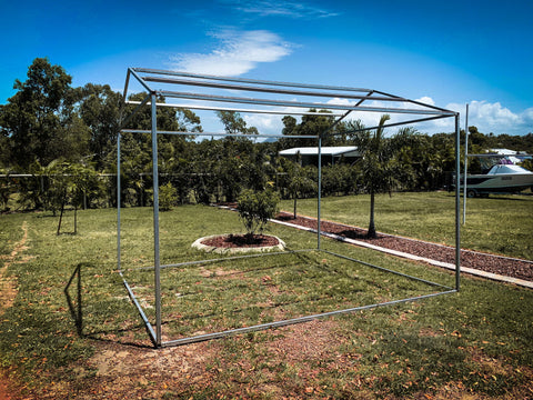 Greenhouse Frame Flat pack