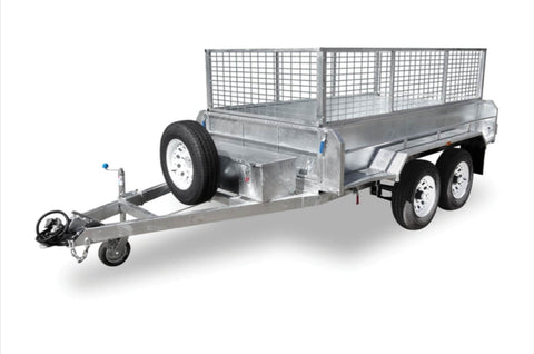 10 x 6 Hydraulic Tipper Trailer