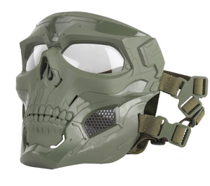 Limit Discounts(60%Off)——Camouflage skeleton mask