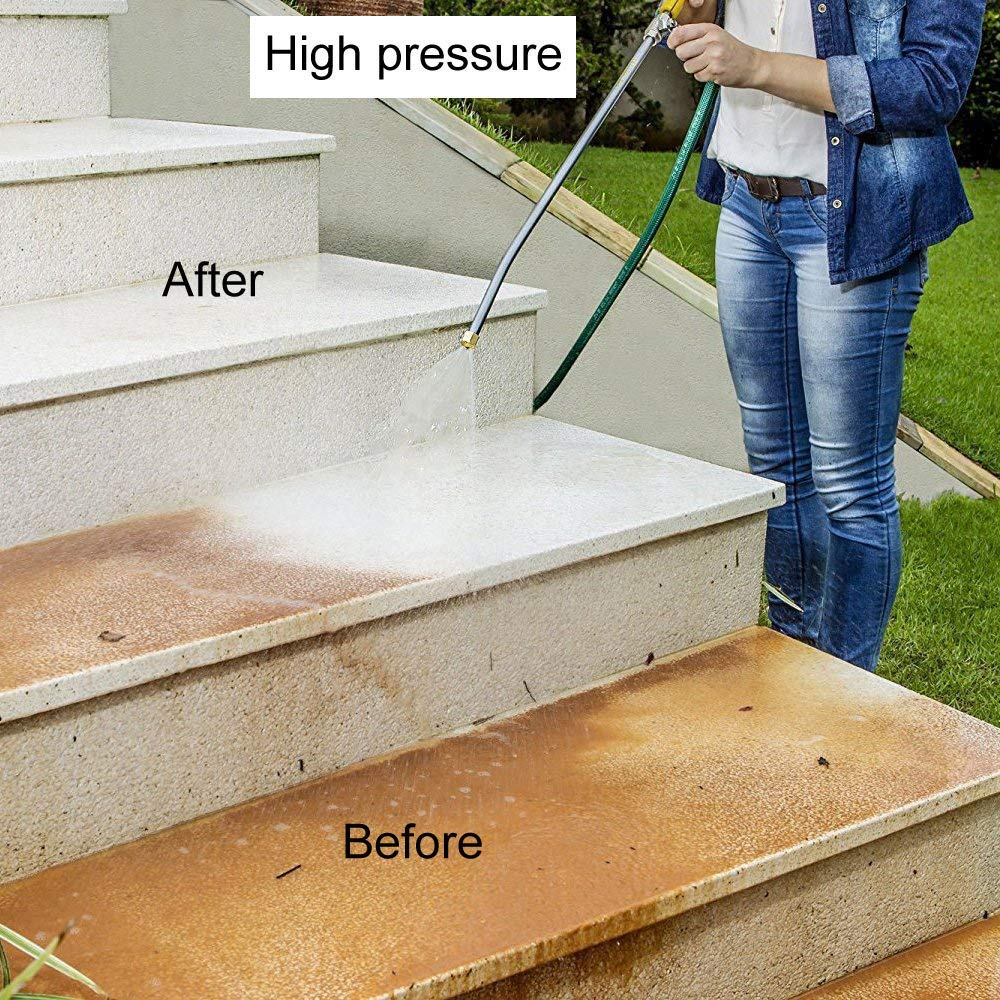 High-Pressure Power Washer