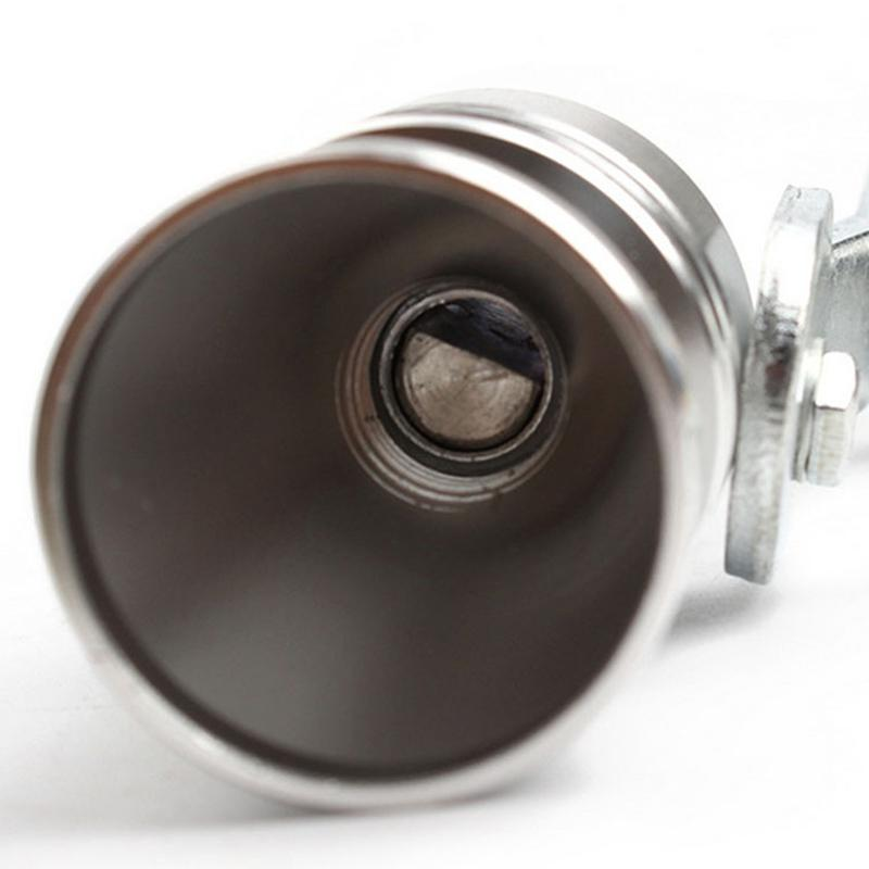 Muffler Turbo Whistle