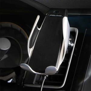 Intelligent Sensing Wireless Car Charger