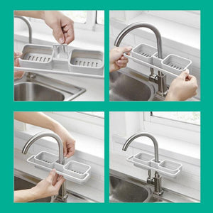 Water Tap Extended Organizer Tray