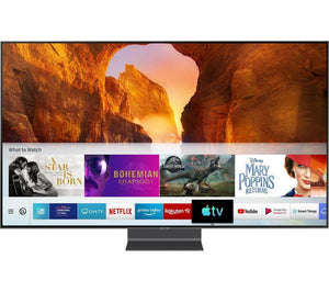 Smart Home Features: Smart TV Apps, Internet, Streaming