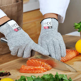 PROTECPLUS™ - GANTS DE PROTECTION ANTI COUPURE EN INOX