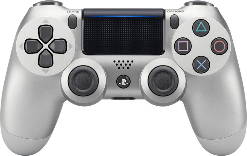 SONY PlayStation 4 Wireless Dualshock 4 Redesigned Controller, Silber