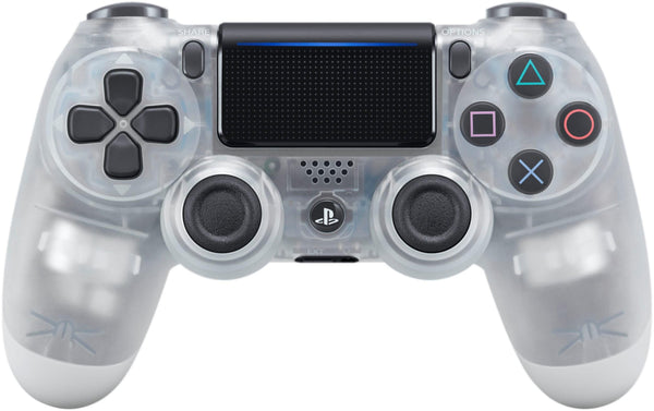 SONY PlayStation 4 Wireless Dualshock 4 Redesigned Controller, Crystal