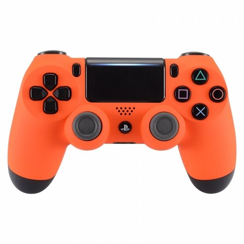 SONY PlayStation 4 Wireless Dualshock 4 Redesigned Controller, Orange