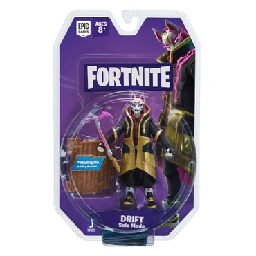 FORTNITE Spielfigur Drift Solo Mode
