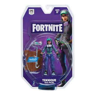 FORTNITE Spielfigur Teknique Solo Mode