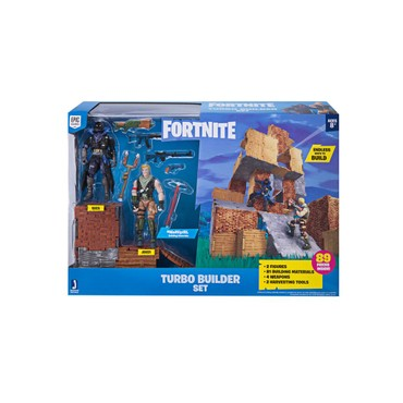 "FORTNITE ""Turbo Builder"" Spielset mit Figuren"