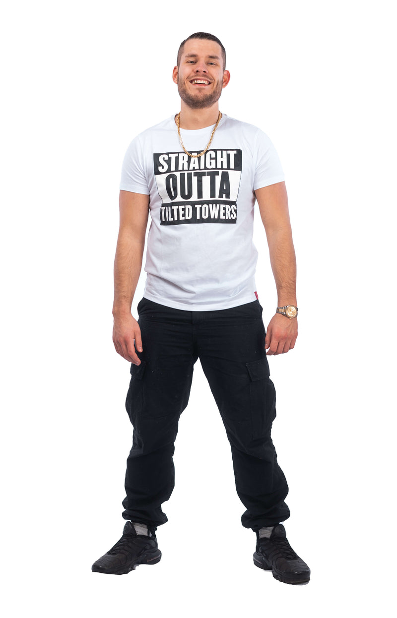 Straight Outta Tilted Towers - T-Shirt