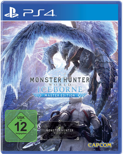 Monster Hunter World Iceborne Master Edition PS4