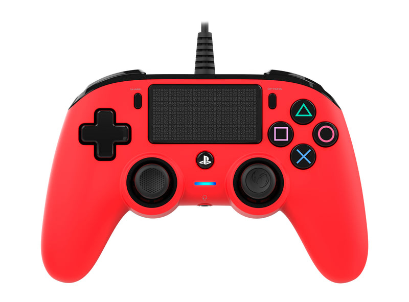 NACON Controller Color Edition für PS4, Red