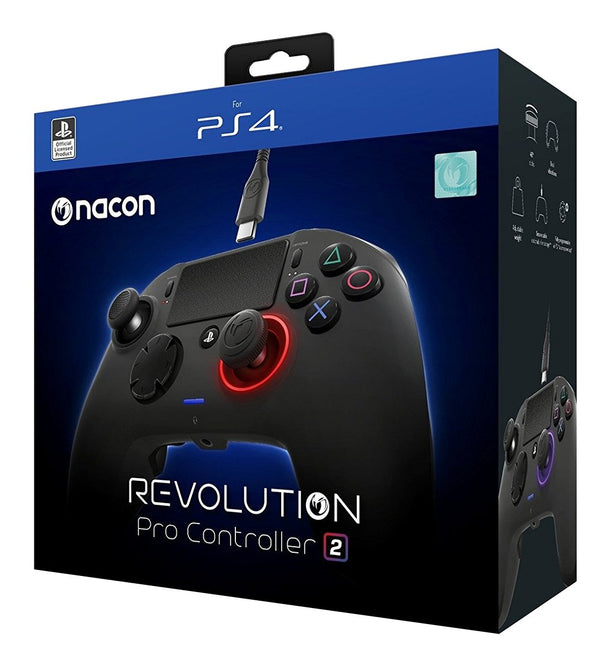 NACON Controller Revolution PRO V2 für PS4, Black