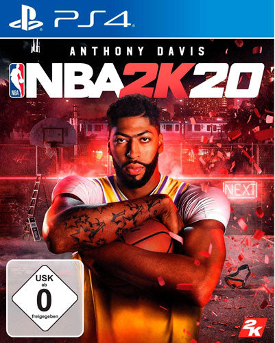 NBA 2k20 für Playstation 4