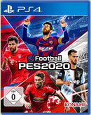 PES 2020 Pro Evolution Soccer PS4