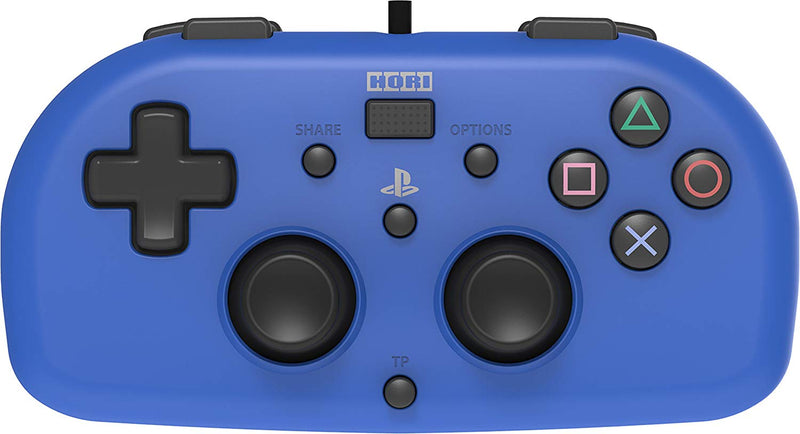 PS4 Controller Mini Blue Hori