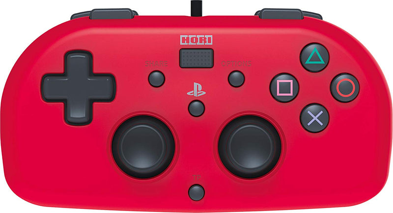 PS4 Controller Mini Red Hori