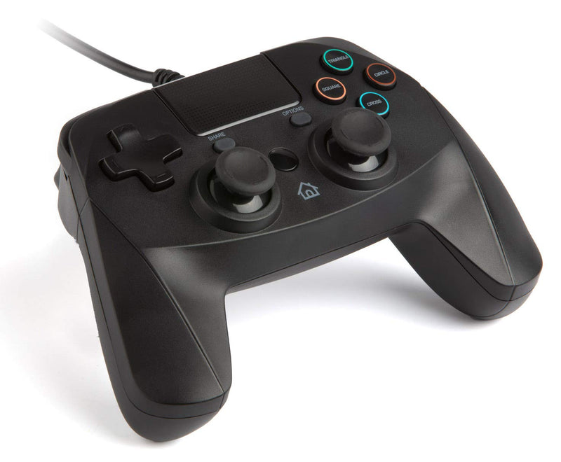 PS4 GamePad 4 S Kabel (Black) - snakebyte