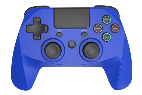 PS4 GamePad 4 S Wireless (Blue) - snakebyte