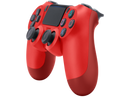 SONY PlayStation 4 Wireless Dualshock 4 Redesigned Controller, Magma Red