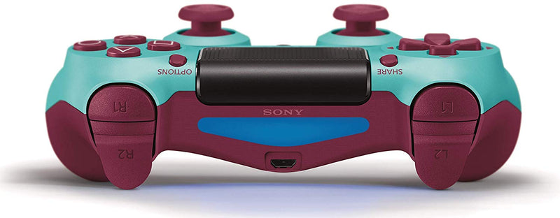 SONY PlayStation 4 Wireless Dualshock 4 Redesigned Controller, Berry Blue