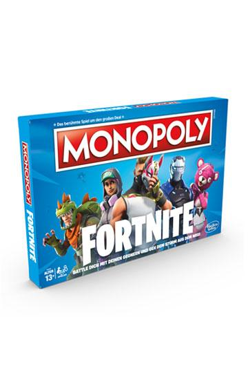 Fortnite Brettspiel Monopoly *Deutsche Version*