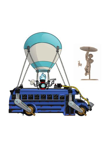 Fortnite Battle Royale Collection Spielset Battle Bus