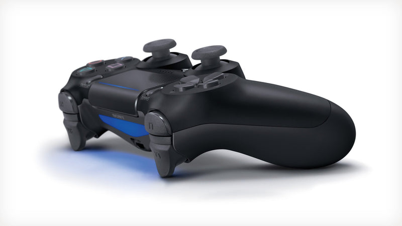 SONY PlayStation 4 Wireless Dualshock 4 Redesigned Controller, Jet Black
