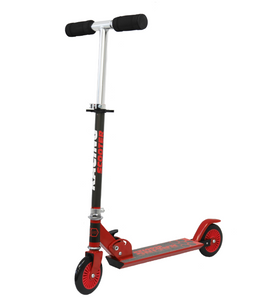 Kids Push Scooter (Red)