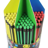 Set of 144 Multi-Colour Childrens Pencil Set