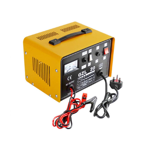 20 AMP 12v/24v Car Battery Charger