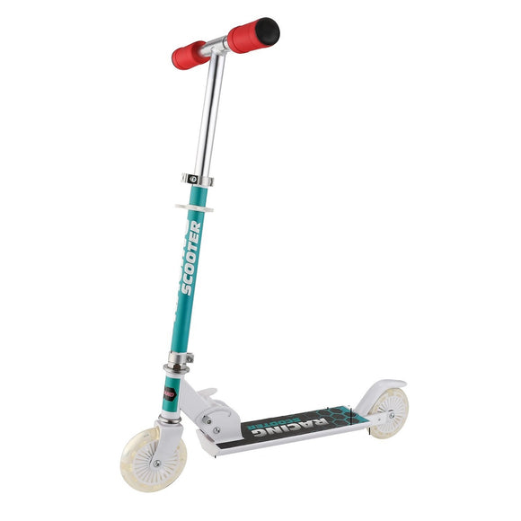 Kids Push Scooter (Green)