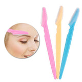 3 Piece Eyebrow Razor Kit