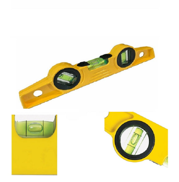 3 Vial Spirit Level Small Size