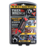 Tiger Wrench 48 tools in 1 Multi-Function Socket Tool