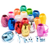 6 Pack Gift Wrap Curling Ribbon (Matt)